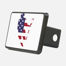 Lacrosse IRollMericaHorz Hitch Cover