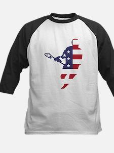 Lacrosse IRockMericaHorz Baseball Jersey