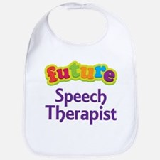 Future Speech Therapist Baby Bib