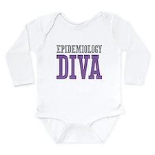 Epidemiology DIVA Long Sleeve Infant Bodysuit