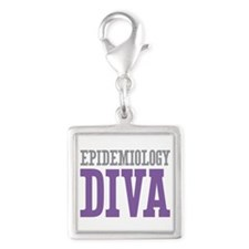 Epidemiology DIVA Silver Square Charm