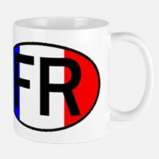 FRANCE OVAL II.psd Mug