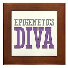 Epigenetics DIVA Framed Tile