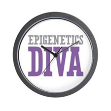 Epigenetics DIVA Wall Clock
