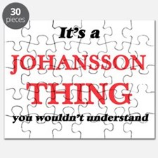 It's a Johansson thing, you wouldn' Puzzle