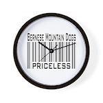Bernese Mountain Dog -- New Items Wall Clock