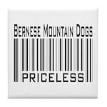 Bernese Mountain Dog -- New Items Tile Coaster