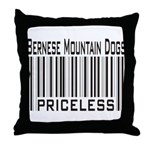 Bernese Mountain Dog -- New Items Throw Pillow