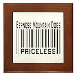 Bernese Mountain Dog -- New Items Framed Tile