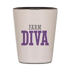 Farm DIVA Shot Glass