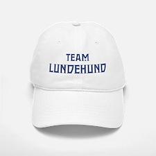 Team Lundehund Baseball Baseball Cap