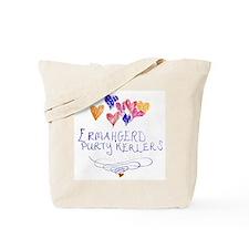 Purty Kerlers Tote Bag