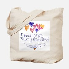 Purty Kerlers Tote Bag