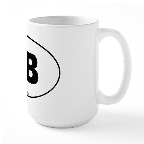 Large LB Mug