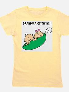 GRANDMAOFTWINSTEE.png Girl's Tee