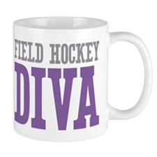 Field Hockey DIVA Mug