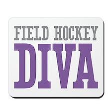 Field Hockey DIVA Mousepad