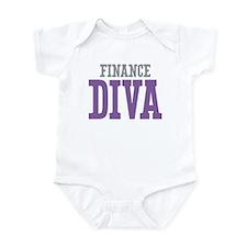 Finance DIVA Infant Bodysuit