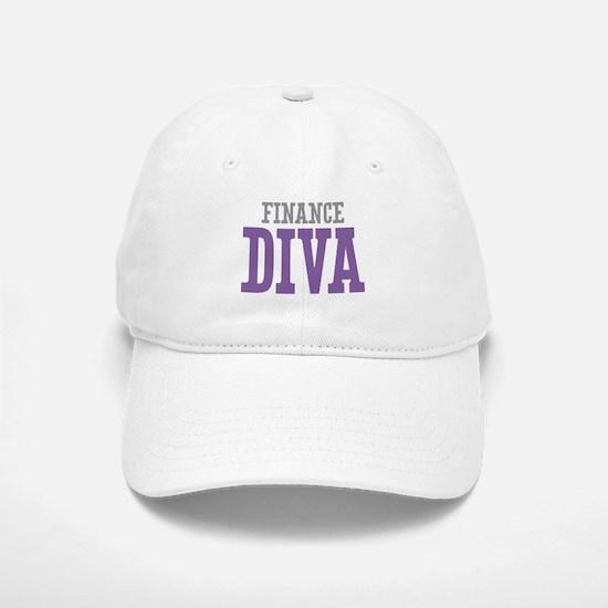 Finance DIVA Baseball Baseball Cap