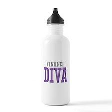 Finance DIVA Sports Water Bottle