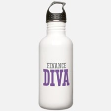 Finance DIVA Sports Water Bottle