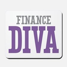 Finance DIVA Mousepad