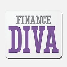 Finance DIVA Mousepad