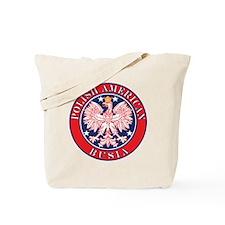 Polish American Busia Tote Bag