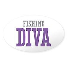 Fishing DIVA Decal