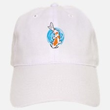 Cartoon Koi Baseball Baseball Baseball Cap