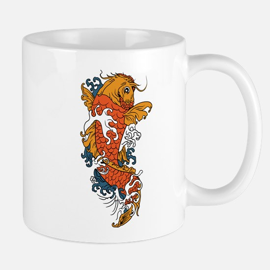 Fancy Koi Mug