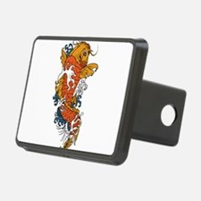 Fancy Koi Hitch Cover