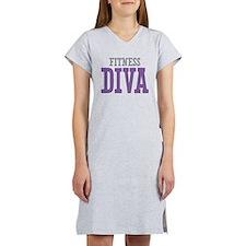Fitness DIVA Women's Nightshirt