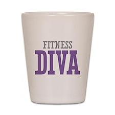 Fitness DIVA Shot Glass