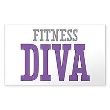 Fitness DIVA Decal
