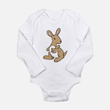 Kangaroo Family Body Suit