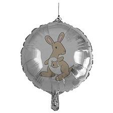 Kangaroo Family Balloon