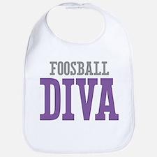 Foosball DIVA Bib