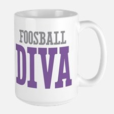 Foosball DIVA Mug