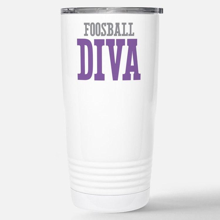 Foosball DIVA Travel Mug
