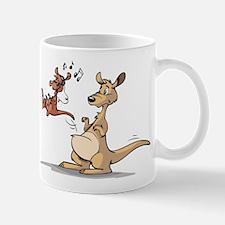 Musical Kangaroo Mug