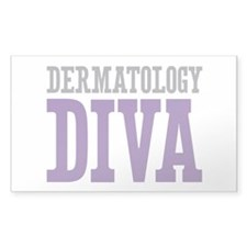 Dermatology DIVA Decal