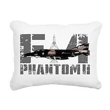 F-4 Phantom II Rectangular Canvas Pillow