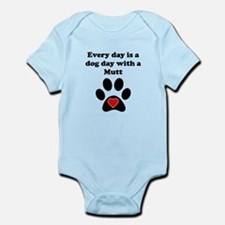 Mutt Dog Day Body Suit
