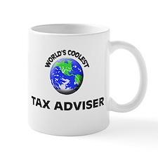 World's Coolest Tax Adviser Mug