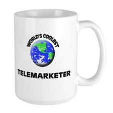 World's Coolest Telemarketer Mug