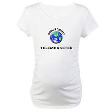 World's Coolest Telemarketer Shirt