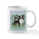 GF Chihuahua- Tri Long Standing Mug
