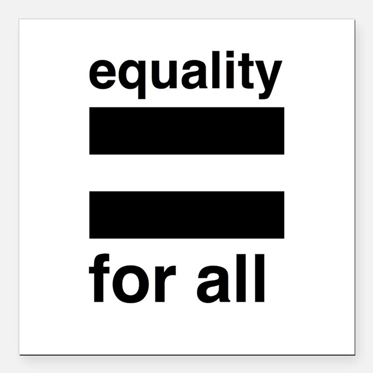 Magnets For Cars >> Equal Rights Car Magnets, Personalized Equal Rights Magnetic Signs For Cars - CafePress