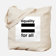 equality for all Tote Bag
